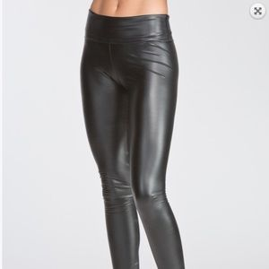 Cherish Faux Leather Leggings